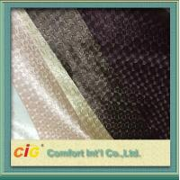 Buy cheap Classic Faux Leather Upholstery Fabric , Woven Textile PVC Synthetic Leather product