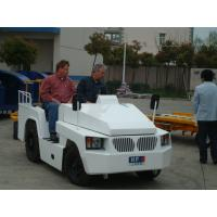 Buy cheap High Power Tug Baggage Tractor 65 Liter Fuel Tank Euro 3 / Euro 4 Standard product