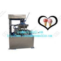 Buy cheap Wafer Ice Cream Cone Machine For Sale|Commercial Wafer Cone Machine from wholesalers
