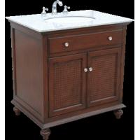 Buy cheap Antique Bath Furniture with marble countertop (model number tsvc803-32) from wholesalers