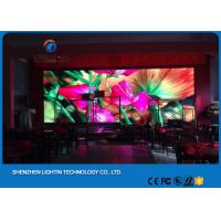 Buy cheap Indoor P4.81 Rental led display wall , digital LED Video screen 1 / 13 Scan from wholesalers