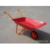 Buy cheap Wheel barrow/Child car/Castor/Rubber wheel/Construction tool/Barbecue pits from wholesalers