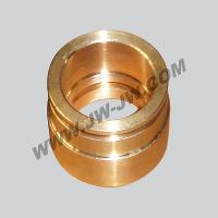 Buy cheap Projectile Gripper Spares of Weaving Loom Parts/Bearing bush P7100 from wholesalers