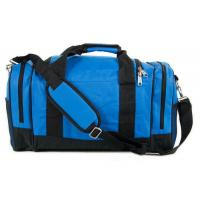 Buy cheap Blue High End Mens Large Travel Duffel Bags Durable Custom Made from wholesalers
