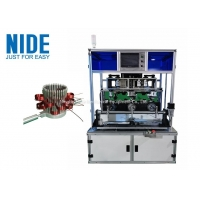 Buy cheap 3kw Automobile Generator Stator Coil Winding Machine from wholesalers