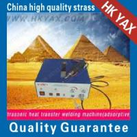 Buy cheap T0819 Hot Selling YX-11 automatic rhinestone setting machine for iron stones on shoes,clothes from wholesalers