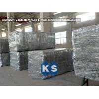 Buy cheap Heavy Zinc Galvanised Gabion Basket With Straight / Reverse Twisted Galfan Coated Wire from wholesalers
