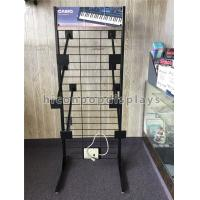 Buy cheap Metal Flooring Display Stands Custom Keyboard Display Rack For Advertising from wholesalers