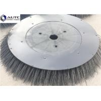 Buy cheap PP Nylon Steel Wire Road Sweeper Brush Dulevo 5000 Street Round Roller Main Side from wholesalers