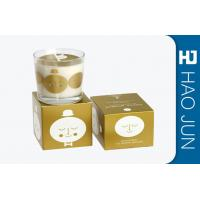 Buy cheap Retail Luxury Candle Box Candle Tube Packaging With Bio - Degradable Materials from wholesalers