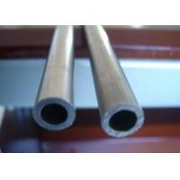 Buy cheap Custom Stainless Steel Welded Pipe , Stainless Round Tube Length 6096mm from wholesalers