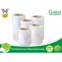 Buy cheap High Extension Plastic Stretch Wrap , Shrink Wrap Film For Pallets For Protective Packaging from wholesalers