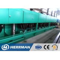 Buy cheap Horizontal Wire Drawing Equipment , Rod Breakdown Machine For Copper product