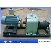 Buy cheap JJM3D Electric Cable Pulling Winch Machine 3KW One Year Warranty from wholesalers