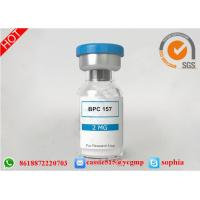 Buy cheap Professional Fitness Drug Human Growth Hormone Anti Aging BPC 157 C62H98N16O22 from wholesalers