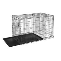Buy cheap OEM Metal Wire Shelving Cage For Pets Crate With Single Or Double Door from wholesalers