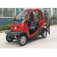 Buy cheap Max 35km/H Small EV Car 60V32Ah With Lead - Acid Battery 40-50km 60V1000W from wholesalers