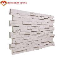 Buy cheap Exterior Artificial Stone Type Cultured Stone Panel Polyurethane PU Faux Stone Wall Panel from wholesalers