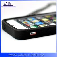 Buy cheap New arrive Lady hand bag silicon case for iphone5 from wholesalers