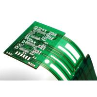 Buy cheap Three Main Types Rigid Flex PCB Printed Board PET / Polyimide Material 0.25mm Thickness from wholesalers