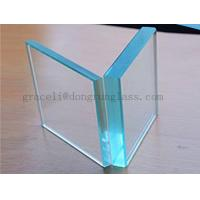 Buy cheap Alibaba glass supplier 3mm-19mm Flat/Bent toughened glass price / tempered glass from wholesalers