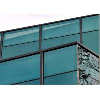 Hollow Structure Heat Insulating Glass , 3mm -  8mm Thickness Double Glazed Window Glass