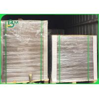Buy cheap 800gsm Anti - Folding Good Rigidity Grey Chipboard Paper For Package from wholesalers