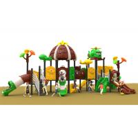 Buy cheap Aircraft Series Outdoor Childrens Plastic Playground LLDPE Material Environmental Friendly from wholesalers
