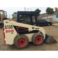 Buy cheap Used BOBCAT SD130 Skid Steer Loader 180h Working Time Original Paint Year 2014 from wholesalers