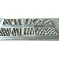 Durable CNC Processing Egg Tray Mould / Pulp Molding Dies EasyReplacement