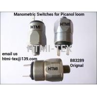 Buy cheap Manometric Switch B83289 PICANOL GTM-A GTX PARTS from wholesalers