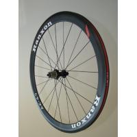 Buy cheap Durable 47 Clincher Carbon Fiber Bicycle Rims 700c Carbon Wheelset product