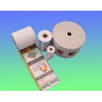 Buy cheap Thermal paper roll back print from wholesalers