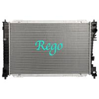 Buy cheap Aluminum Plate Car Radiator Replacement , 2008 - 2012 Ford Escape Radiator Replacement from wholesalers