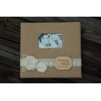 Buy cheap Rustic Wedding Photo Album product