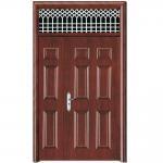 Buy cheap indoor security iron gate design simple from nigeria,steel security door from wholesalers