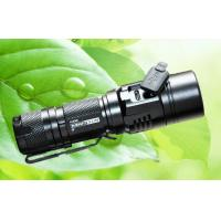 Buy cheap 850LM Cree Led Flashlight  IP65 3 Mode Rechargeable Led Flashlight from wholesalers