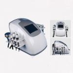 Buy cheap Vacuum Cavitation Neck Anti - Aging Tripolar RF Skin Machien , 1MHz / 5MHZ , 0 - 35J / cm2 from wholesalers