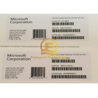 USB DVD Installation Windows 10 Pro Pack Oem Key English 32bit / 64 Bit