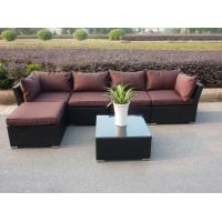 Buy cheap Rattan Modular Corner Sofa Set Garden Conservatory Furniture L Shape Outdoor from wholesalers