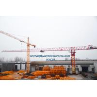 Buy cheap New QTZ400 PT8025 24Tons Tower Cranes For High-Rise Buildings Job from wholesalers