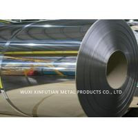 Buy cheap ASTM AISI 904L 1.5 * 500  Stainless Steel Strip Coil Acids Resistance For Car Pipe from wholesalers