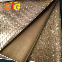Buy cheap Colorful Soft PVC Faux Leather For Home Furniture And Car Seat Cover product
