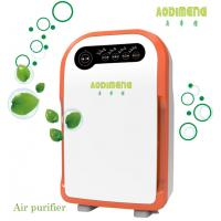 Buy cheap Household Formaldehyde PM2.5 Removel air oxygen purifiers HEPA filters Ionizer Type Electric ozone anion air purifier from wholesalers