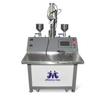 Buy cheap Good price Hot Automatic Epoxy adhesive AB glue metering and potting machine Ab Gluing Machine  Factory direct sales from wholesalers