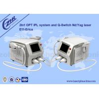 Buy cheap 2000w Professional Portable Laser Ipl Machine For Tattoo Removal from wholesalers