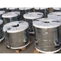Buy cheap Customized Cutting Hot Dipped Galvanized Steel Strip Minimized Spangle JIS G3302 Standard from wholesalers