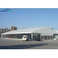 Buy cheap 15x20m Commercial Aluminum Frame Marquee Tent / Wedding Event Tents from wholesalers