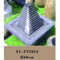 Buy cheap Marble Sculpture: Fountain from wholesalers