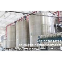 Buy cheap Glucose syrup production equipment/ glucose manufacturing plant cost from wholesalers